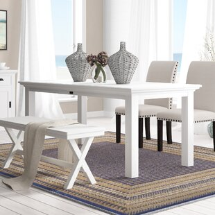 Amityville Solid Wood Dining Table