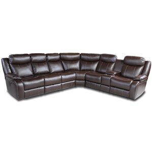 Home Entertainment Reclining Sectional by Red Barrel Studio