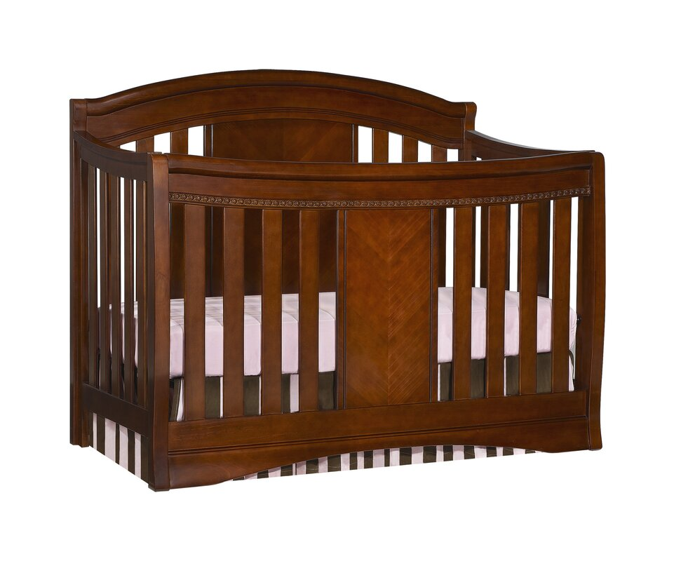 simmons easy side crib. elite 4-in-1 convertible crib simmons easy side