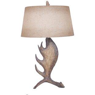 Moose Floor Lamp Moose lamps wayfair moose shed 30 tripod table lamp audiocablefo