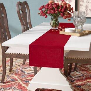 Extra Wide Table Runner Wayfair