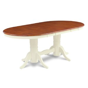 Inwood Oval-Shaped Extendable Dining T..