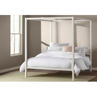 Save to Idea Board. Dark Gray. White  sc 1 st  Wayfair & Canopy Beds