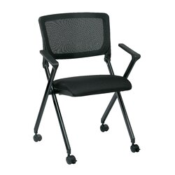 office star work smart folding chair & reviews | wayfair