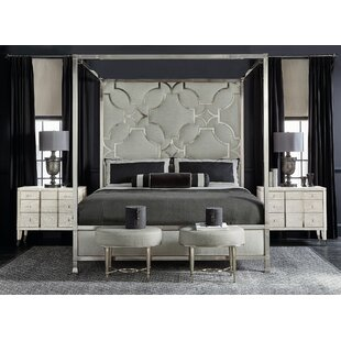 Simple Canopy Bedroom Set Collection