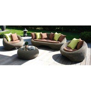 4-Sitzer Sofa-Set Matra von Inko