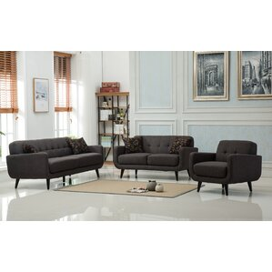 Modibella 2 Piece Living Room Set