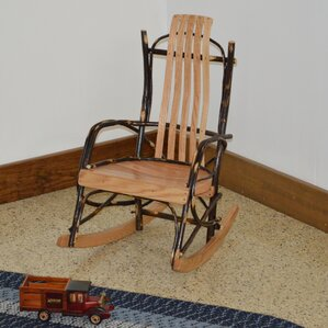 Hickory Child Rocking Chair by A&L Furniture