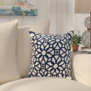 edisto canvas sunbrella throw pillow - Sunbrella Pillows