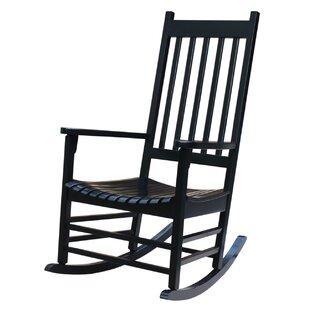 black rocking chairs you ll love wayfair