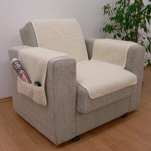 Sesselbezug aus Baumwolle von Caracella