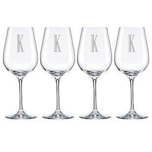 bc474619f57 Custom Wine & Champagne Glasses You'll Love in 2019   Wayfair