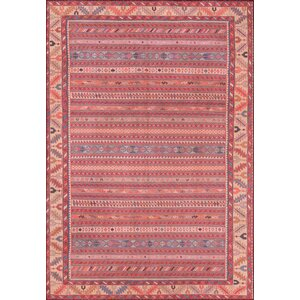 Monomoy Red Area Rug