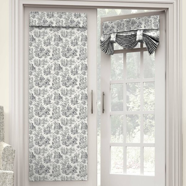 Waverly Charmed Life Toile Room Darkening Tab Top Single