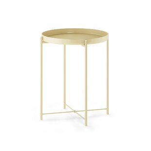 Metal Tray Table Wayfair Co Uk