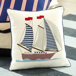 High Seas Pillow Cover