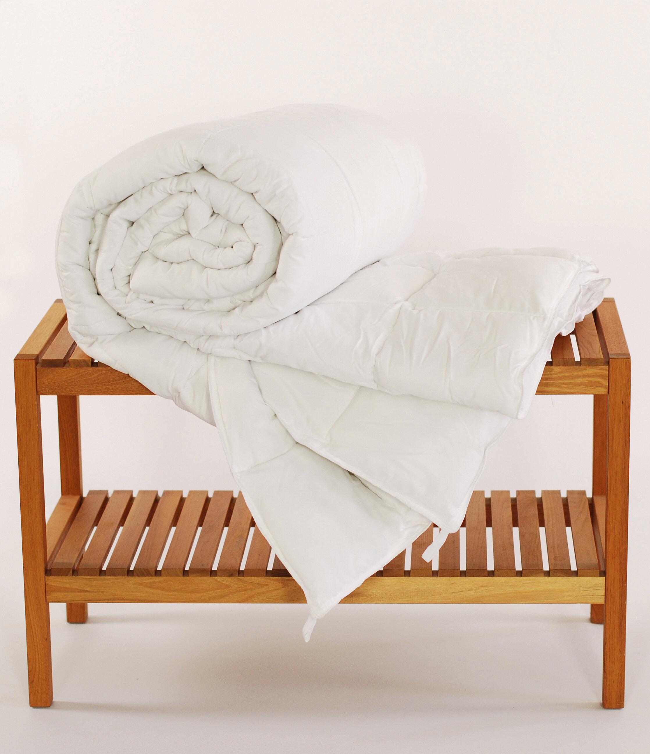 bed all insert duvet season down pdx home at alternative pom wayfair reviews bath