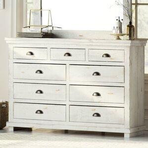 castagnier 9 drawer dresser - Cheap Dressers For Sale