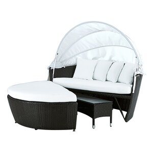 Lentran DayBed with Cushions