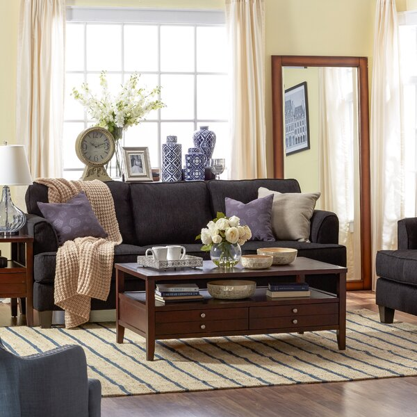 Three Posts Whitaker Configurable Living Room Set Reviews Wayfair