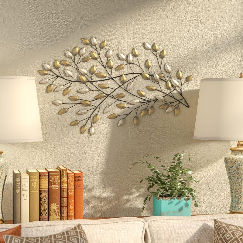 Fleur De Lis Living Blowing Leaves Wall D 233 Cor Amp Reviews