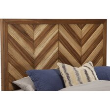 Healey Wood Frame Panel Headboard