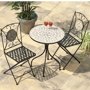 Metal Garden Furniture Sets Uk Metal garden furniture sets wayfair casablanca 2 seater bistro set workwithnaturefo