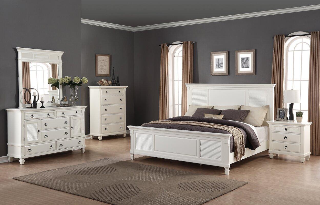 5 Piece Bedroom Set Queen. Regitina Queen Platform 5 Piece Bedroom Set Roundhill Furniture
