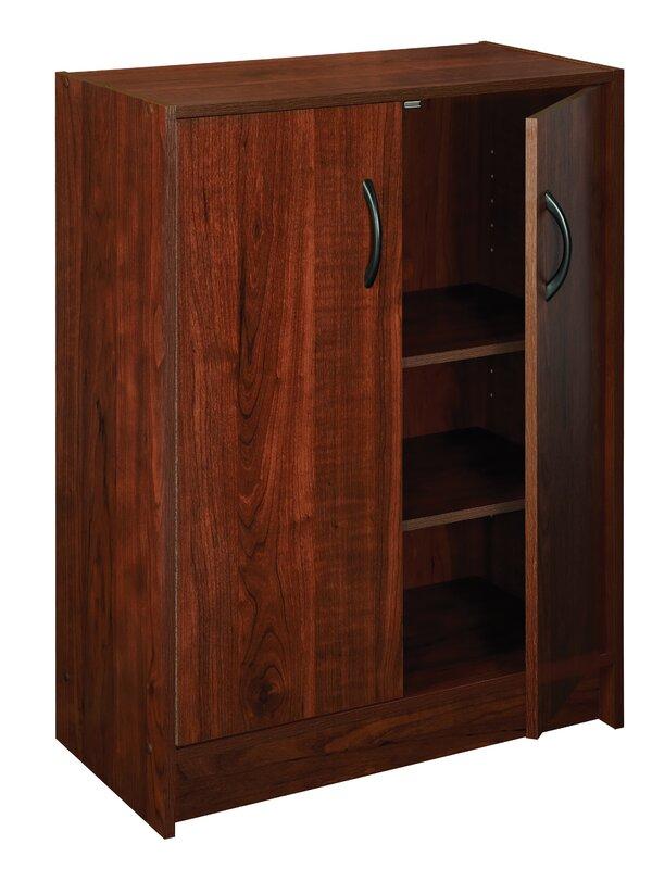 Storage 2 Door Accent Cabinet  sc 1 st  Wayfair & ClosetMaid Storage 2 Door Accent Cabinet \u0026 Reviews | Wayfair