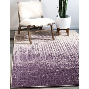Dungan Purple Area Rug