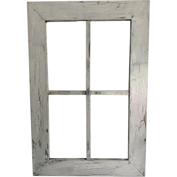 fake window wall decor wood wayfair - Window Photo Frame