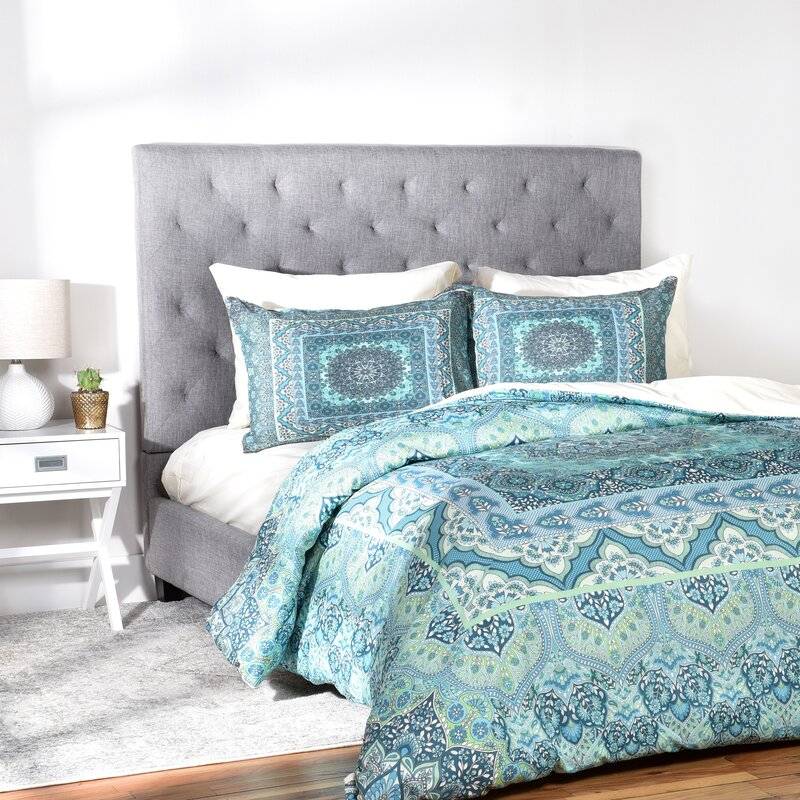 Bungalow Rose Roosa Living Room Collection Reviews: Bungalow Rose Brianna St Hill Duvet Cover Collection