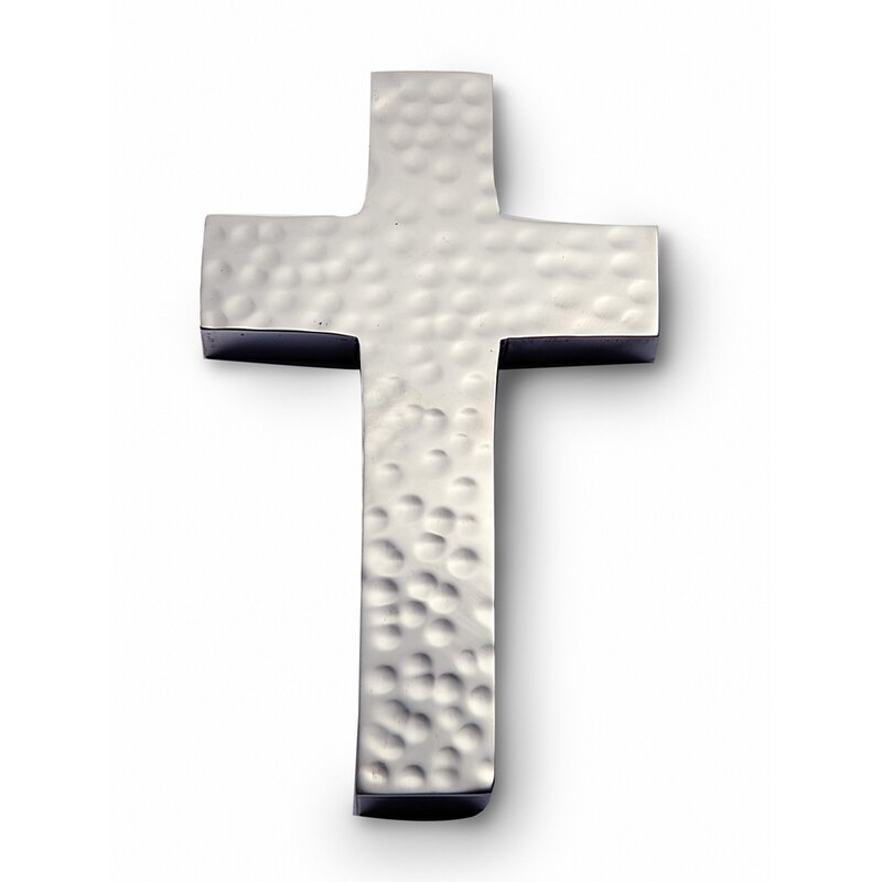 Mary Jurek Design Inc Hand-crafted Decorative Cross Wall Décor ...