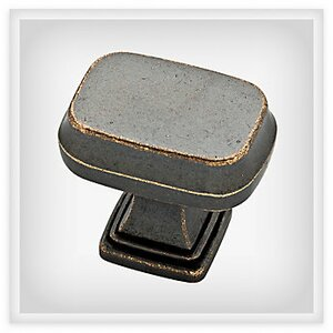 Emberlee Rectangle Novelty Knob