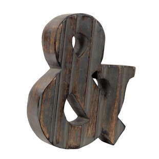 Home Decor Letters Wayfair