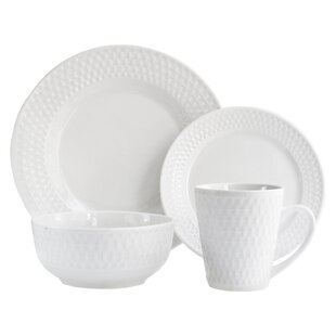 Juliette 16 Piece Dinnerware Set  sc 1 st  Wayfair & 45 Piece Dinnerware Set | Wayfair