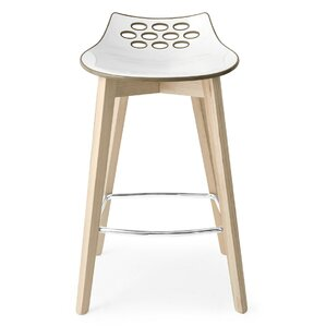 Jam W Bar Stool by Calligaris