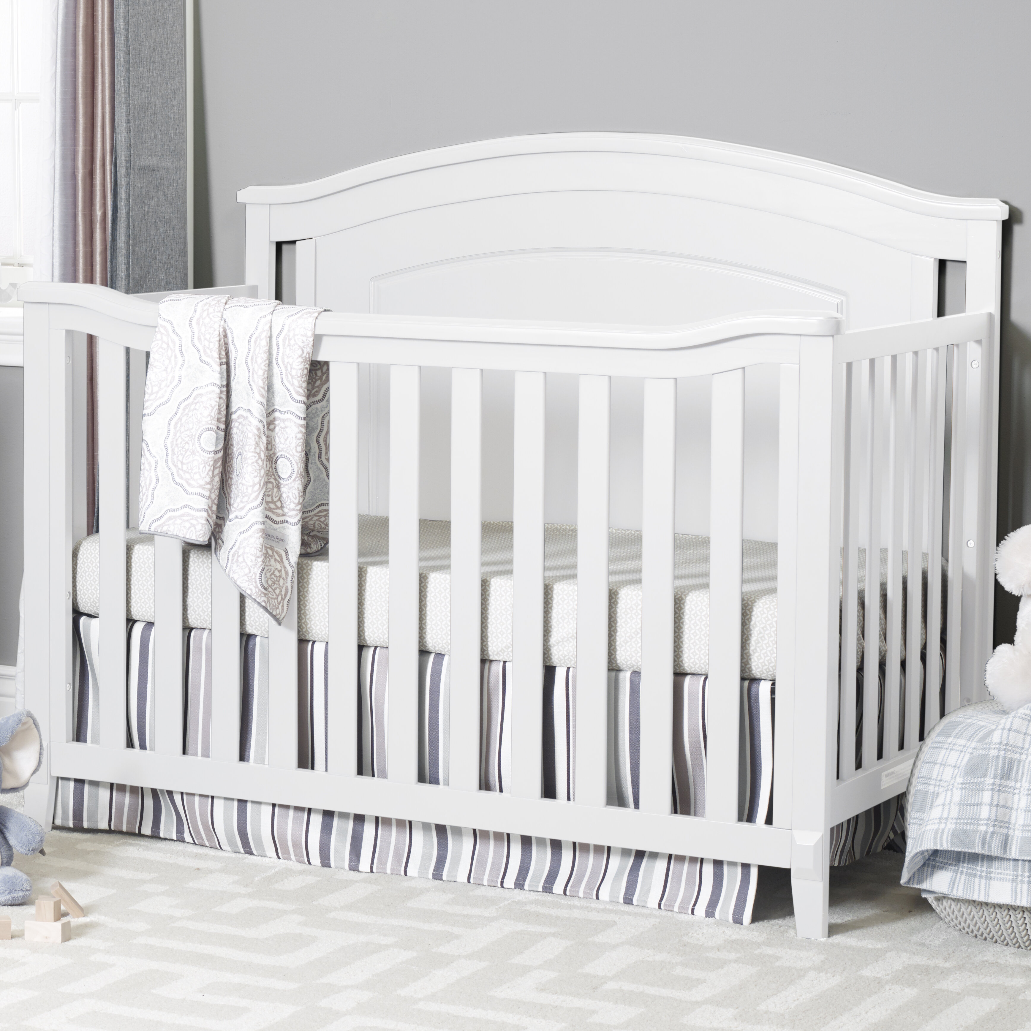 e756939837 Sorelle Glendale 4-in-1 Convertible Crib   Reviews