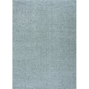 Han Hand-Knotted Cornflower Rug by Metro Lane