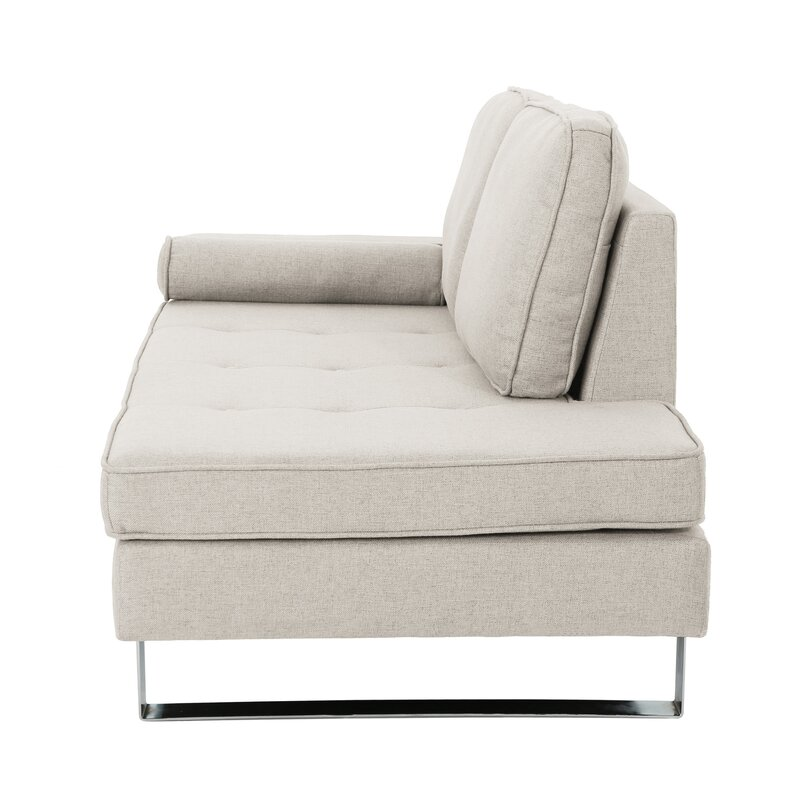 Tess Modern Chaise Lounge