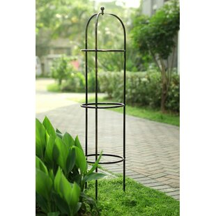 Marvelous Garden 3 Tier Dome Cast Iron Plant Stand