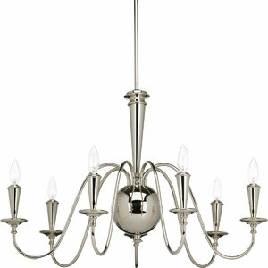 Maisie 7-Light Candle-Style Chandelier