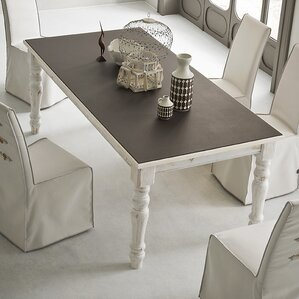 Pasha Vintage Extendable Dining Table by YumanMod