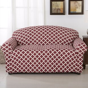 Red Loveseat Slipcovers You\'ll Love in 2019 | Wayfair