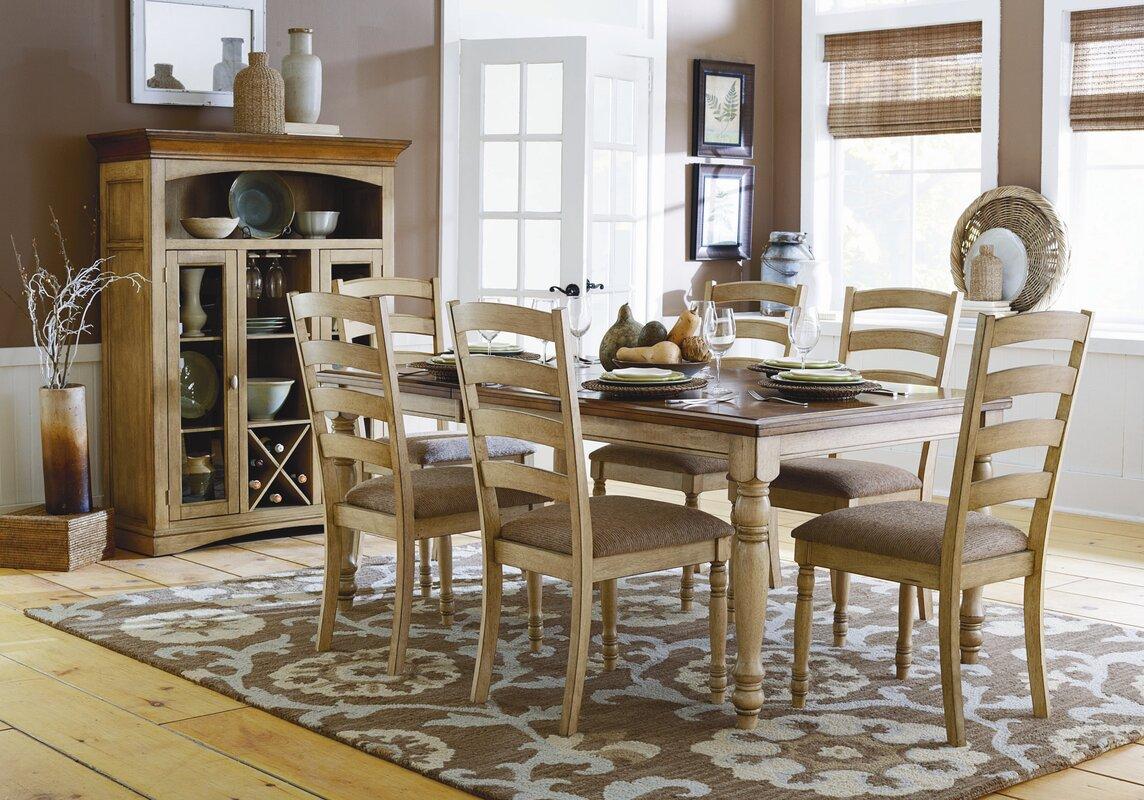 camillia 7 piece dining set