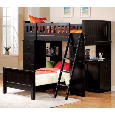 Bunk Beds Amp Loft Beds With Desks Wayfair