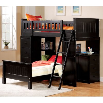 Bunk Beds Amp Loft Beds With Desks Wayfair