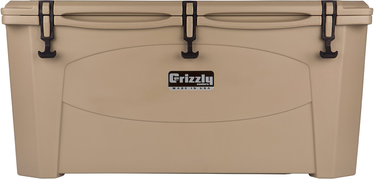 grizzly coolers 165 qt grizzly cooler u0026 reviews wayfair