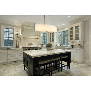 Bailey III 4 Light Kitchen Island Pendant