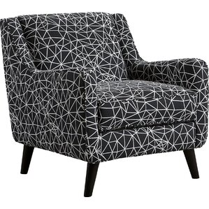 Kemmerer Fabric Armchair by Brayden Studio